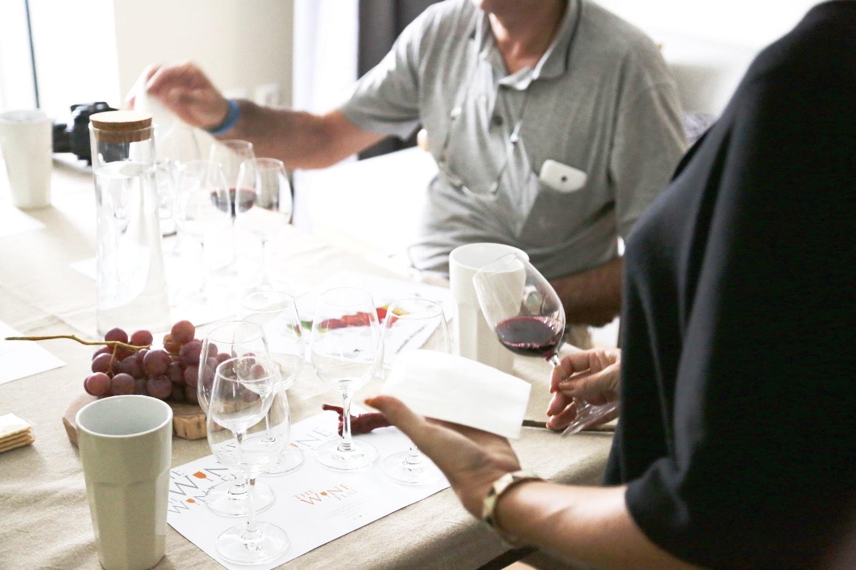 The Wine Flat