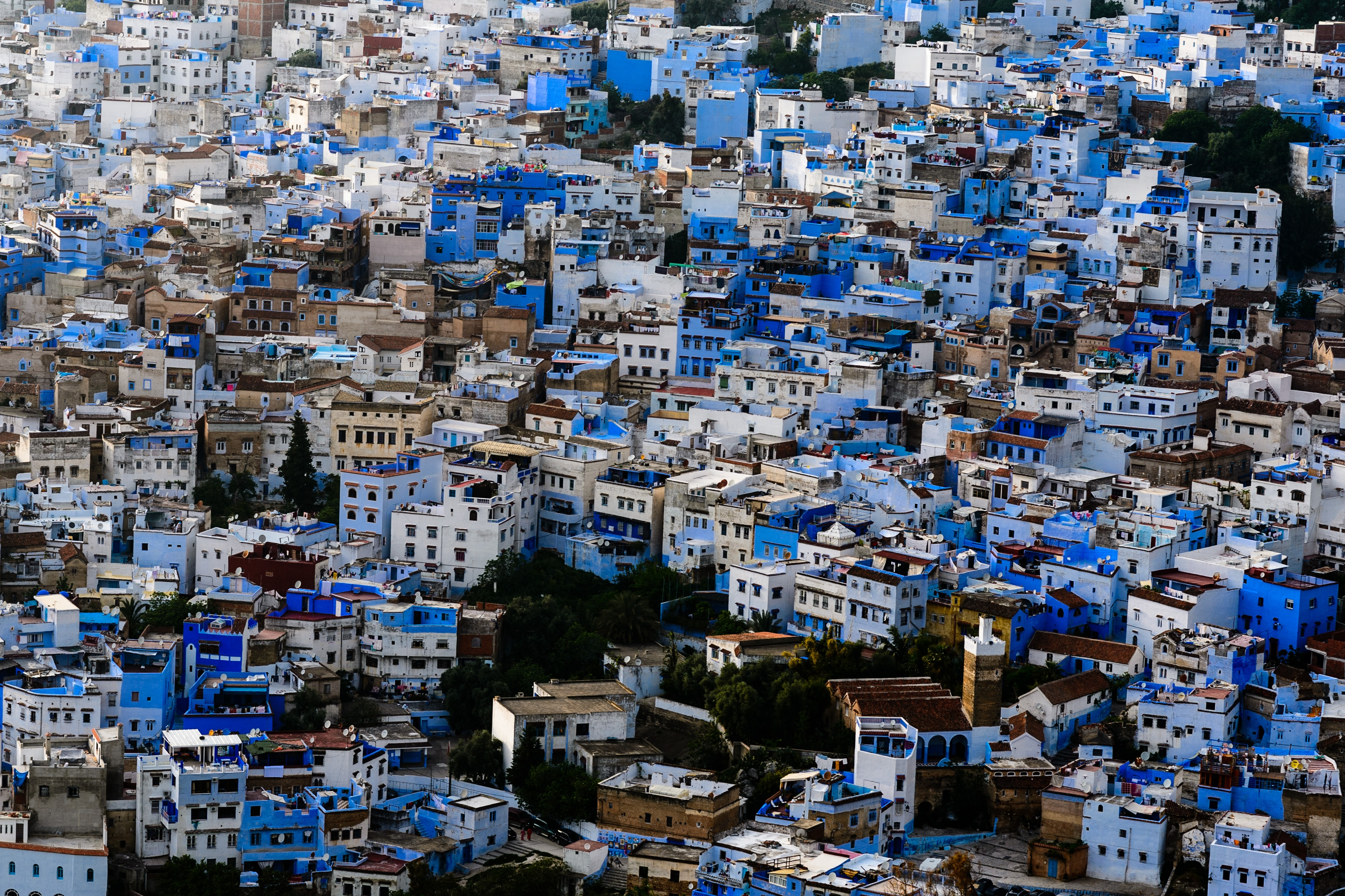 Chefchaouen – The Blue City