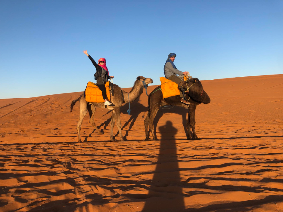 Falling in Love with Morocco – Erin's Story