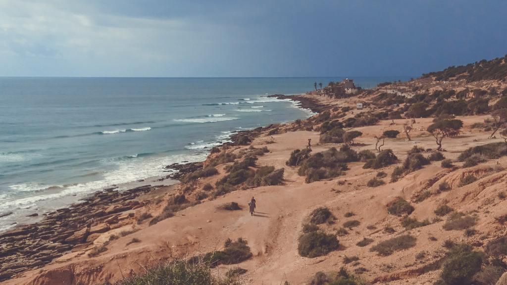 Remote Beaches of Morocco
