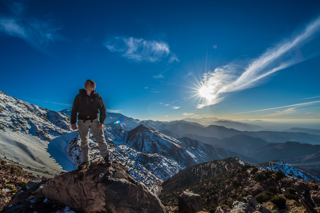 The Epic Mountain Survival Guide
